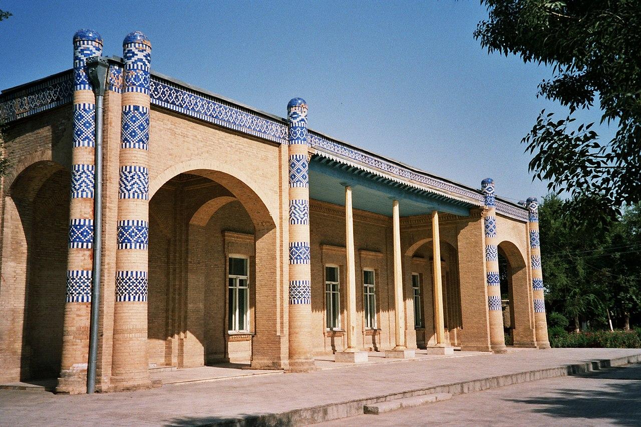 Nurullah Bai Palace, Khiva (481513).jpg