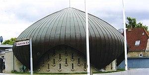 Pakistanis in Denmark - Image: Nusrat Jehan Moschee Kopenhagen