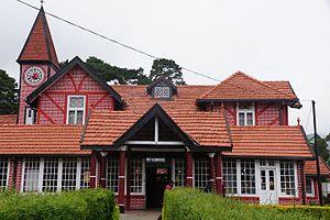 Nuwara Eliya Post Office - The Nuwara Eliya Post Office