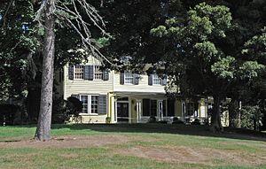 O'Blenis House - Image: O'BLENIS HOUSE, SADDLE RIVER, BERGEN COUNTY, NJ