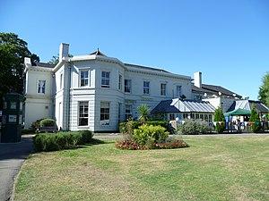 Oakmere House - Oakmere House (rear)