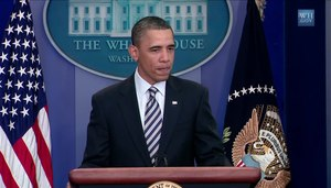 File:Obama speaking after release of long form birth certificate.ogv