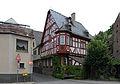 Oberwesel Holzgasse 4. Teilweise massives Fachwerkhaus des Jahres 1576.jpg