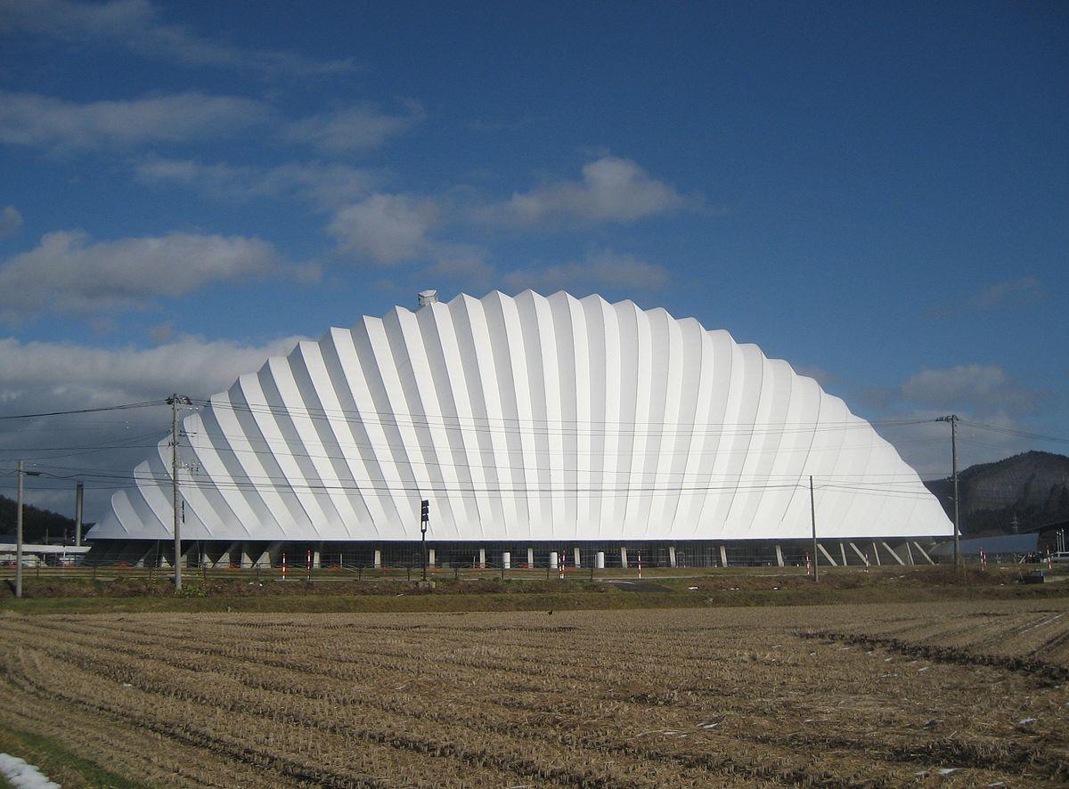 Nipro Hachiko Dome - Wikipedia