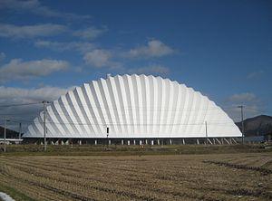 Nipro Hachiko Dome - The Ōdate Jukai Dome