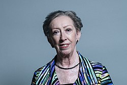 Official portrait of Margaret Beckett crop 1
