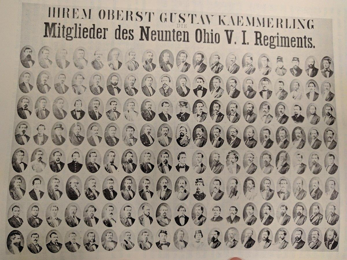 9th Ohio Infantry Wikipedia