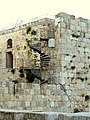 Old Jerusalem Ramparts walk stairs.jpg