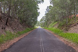 Woombah, New South Wales - Old Pacific Highway in Woombah
