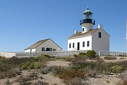 Old Point Loma lighthouse 12.JPG