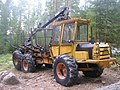 Old Valmet forwarder.jpg