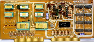 4-bit -  Olympia CD700 Desktop Calculator using the National Semiconductor MAPS MM570X bit-serial 4-bit microcontroller