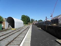 Ongar station look east2.JPG