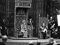 Opening Staten Generaal. Koningin spreekt troonrede uit, Bestanddeelnr 903-0134.jpg
