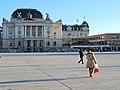 Opernhaus - Sechseläutenplatz - Bellevue Zürich 2014-01-28 16-30-07 (P7700).JPG