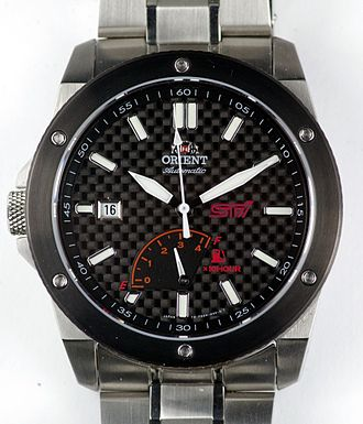 Orient Watch - Orient x STI Collaboration 2010 Limited Edition (FD0H001B)