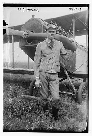 Ormer Locklear - Locklear in 1919