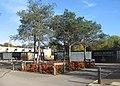 Ornate tree stand - geograph.org.uk - 1079415.jpg
