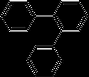 Terphenyl - Image: Ortho terphenyl