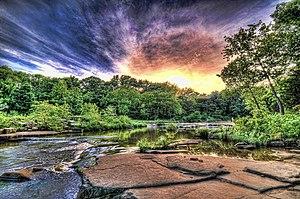 Osage Hills State Park - Image: Osage Hills State Park