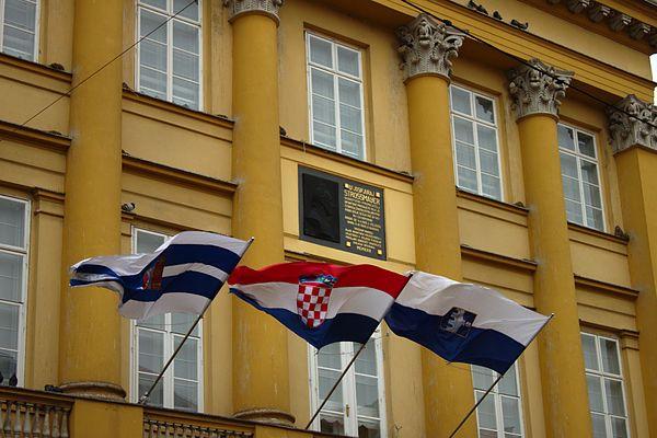 County palace in Osijek