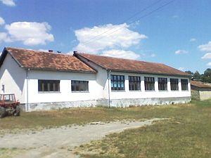 Kršlje - Elementary School in Kršlje