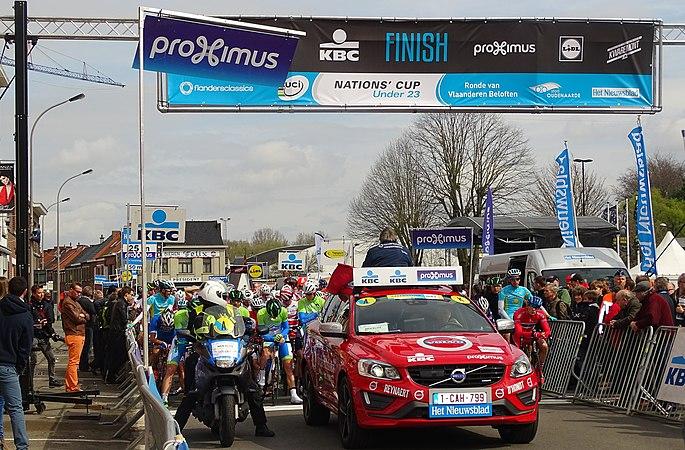Oudenaarde - Ronde van Vlaanderen Beloften, 11 april 2015 (C31).JPG