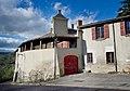 Oullins, maison de La Cadière (galerie extérieure).jpg