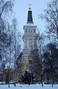 Oulu Cathedral 20111218.JPG