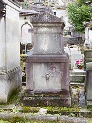 Tomb of Alphonse Toirac