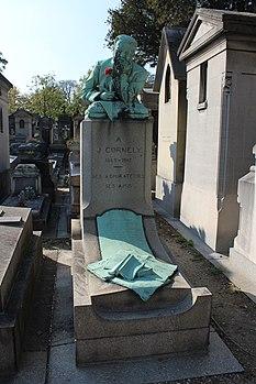 Père-Lachaise - Jean Joseph Cornély 01.jpg