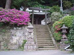 Templo xinto�sta de Jyuniso.