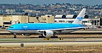 "PH-BQN KLM Royal Dutch Airlines Asia Boeing 777-206(ER) s-n 32720 ""Nahanni National Park"" (36947173734).jpg"