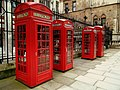 PHONE BOXES IN CAREY STREET LONDON SEP 2011 (6173473044).jpg