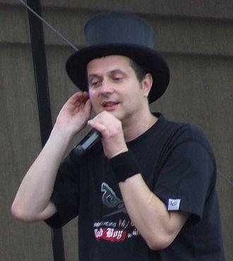 Krzysztof Grabowski - Krzysztof Grabowski in 2007