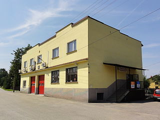 Village in Silesian, Poland