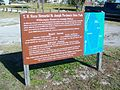 PSJ FL St Joseph Peninsula SP info sign01.jpg
