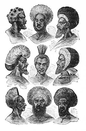 Natural Hair Pomade For Men