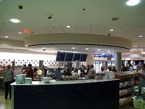 Penn State University Creamery - Image: PSU Berkey Creamery Inside