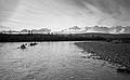 Packrafts on the Dezadeash River near Haines Junction, Yukon (10249899813).jpg