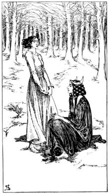 A fairy tale girl - 5 9