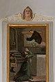 Painting of Saint Antony praying wife N 11 San Antone church Urtijëi.jpg
