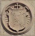 Palacio Arzobispal de Alcalá de Henares (RPS 01-09-2007) escudo de Alonso de Fonseca y Ulloa.png