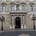 Palacio de la Geralidad de Cataluña. Portada.jpg