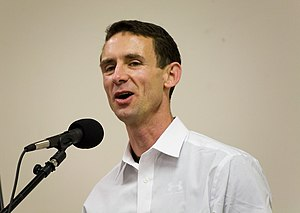 Chuck Palahniuk - Palahniuk in May 2007