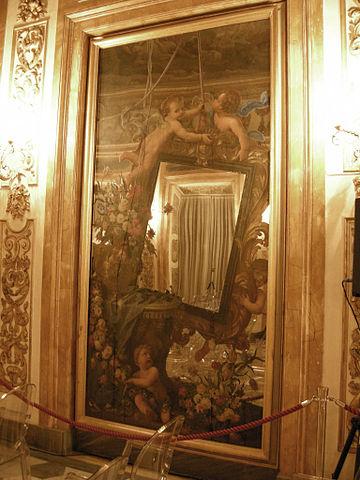 File palazzo medici riccardi galleria di luca giordano specchi dipinti 03 jpg wikipedia - Specchi riflessi testo ...