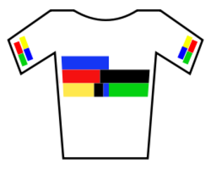 Rally Cycling (women's team) - Image: Pan American Champions Jersey