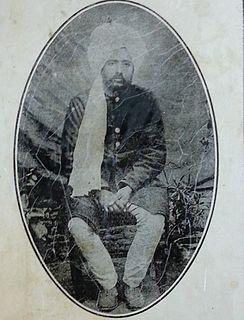 Pandit Lekh Ram Hindu leader