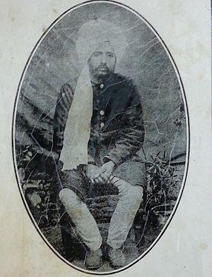 Prophecies of Mirza Ghulam Ahmad - Pandit Lekh Ram (1858–1897)