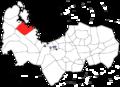 Pangasinan Locator map-Alaminos.png